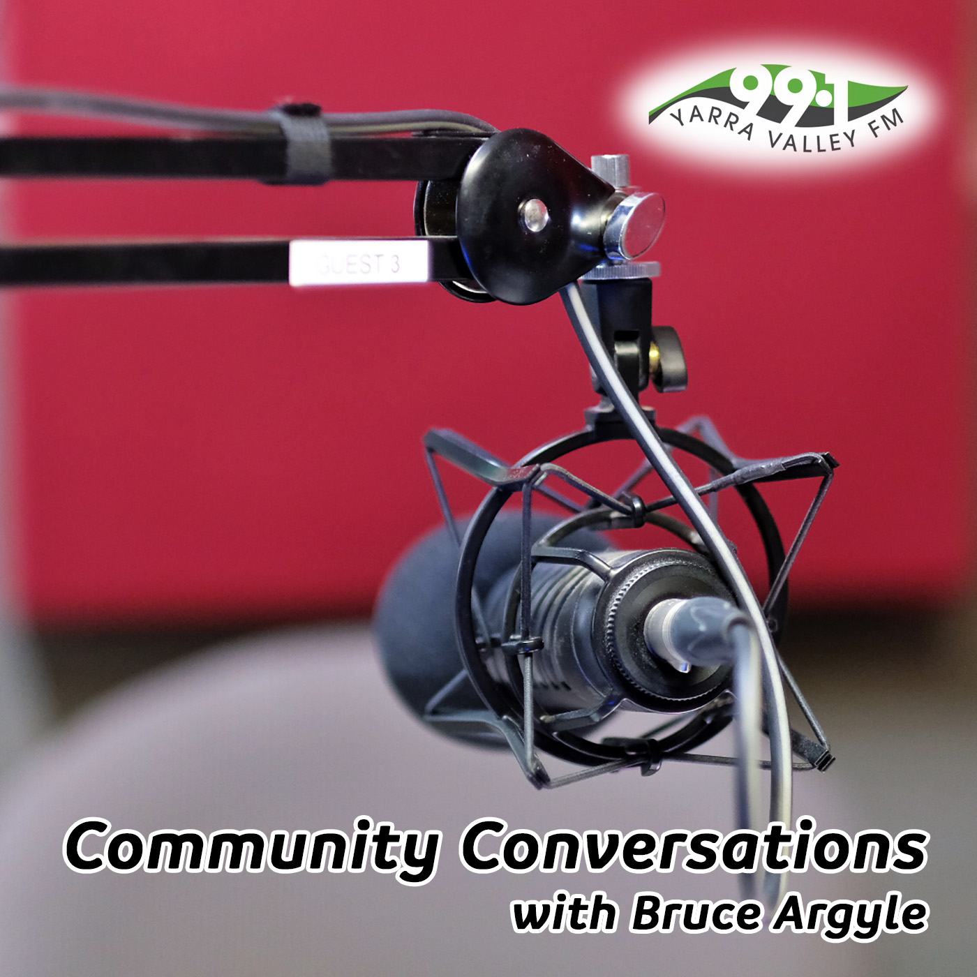 Cover Art for Community Conversations