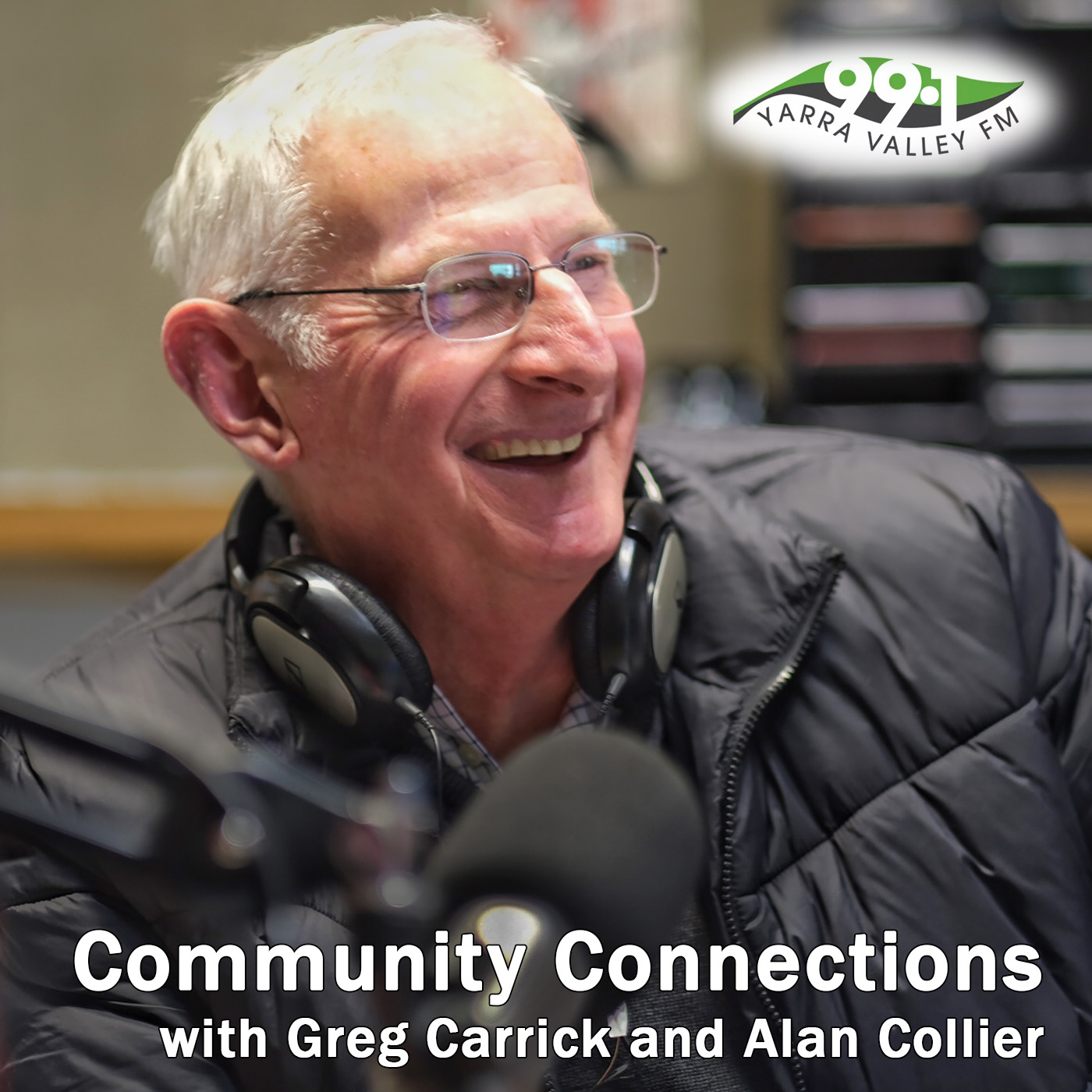 Cover Art for Community Connections